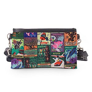 Disneyland Hipster Bag by Harveys