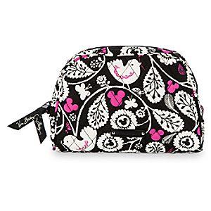 Mickey Mouse Meets Birdie Medium Cosmetic Bag by Vera Bradley
