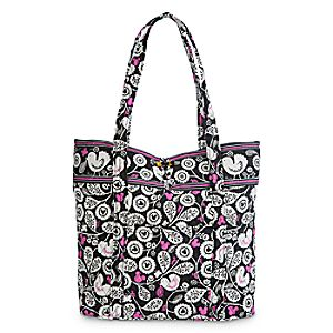 Mickey Mouse Meets Birdie Tote Bag by Vera Bradley