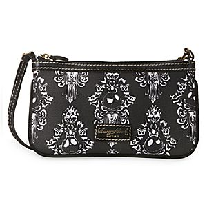 Jack Skellington Wristlet by Dooney & Bourke