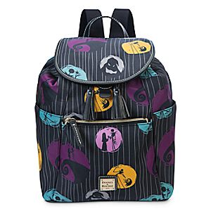 Tim Burton's The Nightmare Before Christmas Backpack by Dooney & Bourke