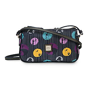 Tim Burtons The Nightmare Before Christmas Pouchette by Dooney & Bourke