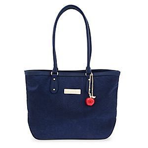 Snow White Apple Shopper Bag - Kingdom Couture Collection