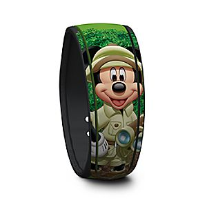 Mickey Mouse Disney Parks MagicBand - Disneys Animal Kingdom