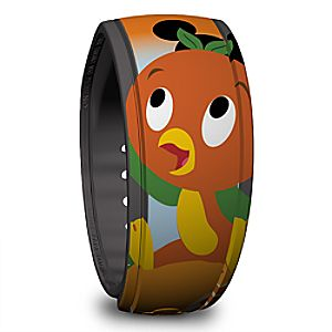 The Orange Bird Disney Parks MagicBand