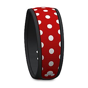 Minnie Mouse Polka Dot Disney Parks MagicBand