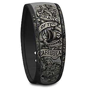 Pirates of the Caribbean Disney Parks MagicBand