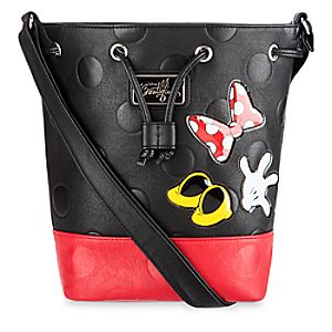 Minnie Mouse Minnie Mania Bag by Disney Boutique
