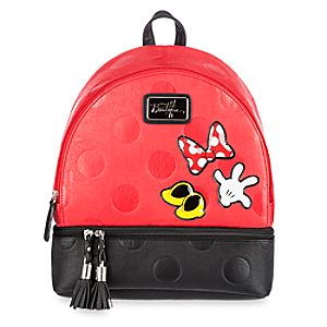 Minnie Mouse Minnie Mania Backpack by Disney Boutique