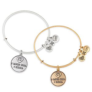 I Love You Bangle by Alex and Ani - Star Wars