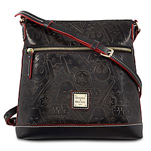 Star Wars Leather Crossbody Bag by Dooney & Bourke