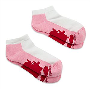 Mickey Mouse Socks for Women - 2-Pack
