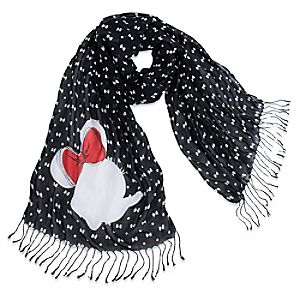 Minnie Mouse Scarf