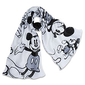 Mickey Mouse Classic Scarf