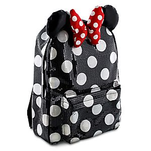Minnie Mouse Sequin Backpack for Kids