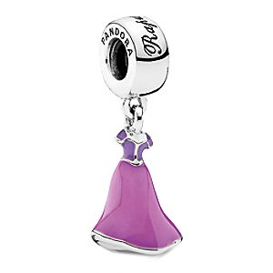 Rapunzel Dress Charm by PANDORA