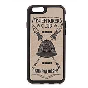 Adventurers Club iPhone 6 Case - Twenty Eight & Main