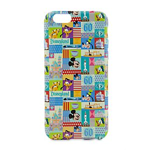 Disneyland 60th Anniversary iPhone 6 Case