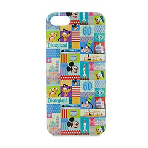 Disneyland 60th Anniversary iPhone 5/5S Case