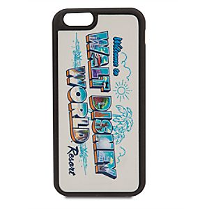 Welcome to Walt Disney World Resort iPhone 6 Case