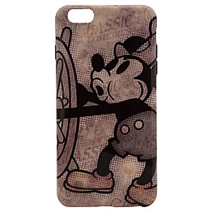 Mickey Mouse iPhone 6S Plus Case - Steamboat Willie