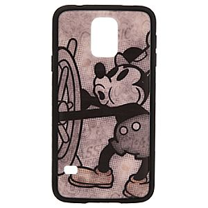 Mickey Mouse Android Phone Case - Steamboat Willie - Samsung Galaxy S5