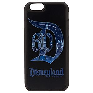 Disneyland Diamond Celebration iPhone 6 Plus Case