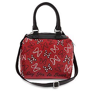 Minnie Mouse Satchel Crossbody Bag