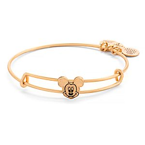 Mickey Mouse Bangle by Alex and Ani