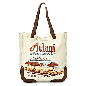 Aulani, A Disney Resort & Spa Canvas Tote