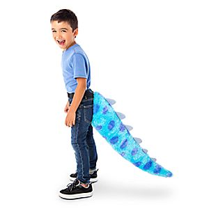 Sulley Plush Tail