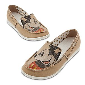 Crocs™ Melbourne Mickey Mouse Shoes for Women