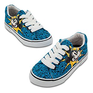 Comic Mickey Mouse Shoes for Boys