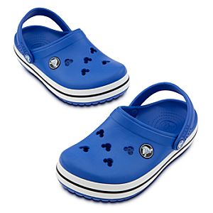 Crocband™ Mickey Mouse Shoes for Boys