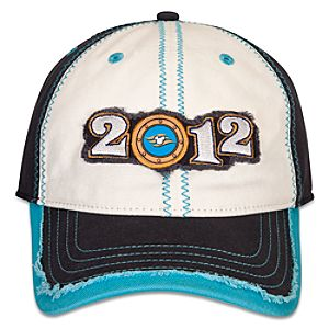 2012 Disney Cruise Line Baseball Cap for Adults