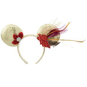 Sequined Minnie Mouse Headband