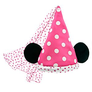 Princess Minnie Mouse Hat