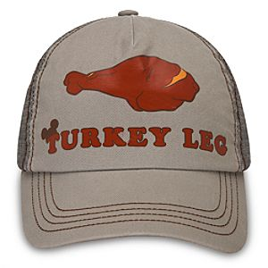 Turkey Leg Hat for Adults