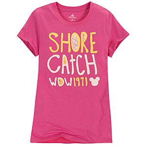 Shore Catch Walt Disney World Tee for Women