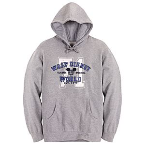 Hooded Collegiate Walt Disney World Sweatshirt for Adults