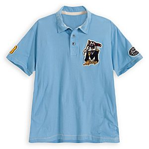 Mascot Mickey Mouse Polo for Men
