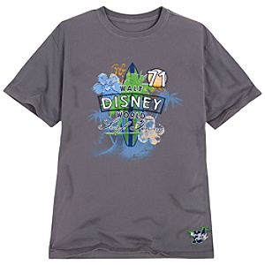 Surf Team Walt Disney World Tee for Men