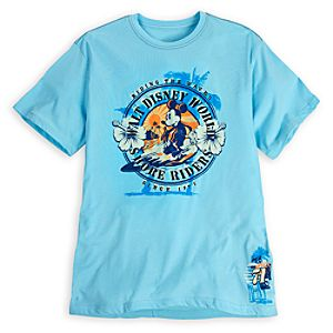 Shore Riders Walt Disney World Mickey Mouse Tee for Adults