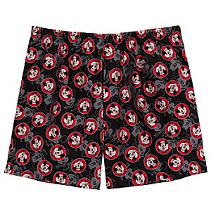 Mickey Mouse Club Mickey Mouse Boxer Shorts for Men