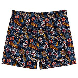 Mascot Mickey Mouse Boxer Shorts for Men