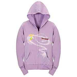 Disney Storybook Attractions Disneyland Hoodie for Women