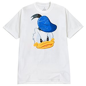 Peek-a-Boo Donald Duck Tee for Adults