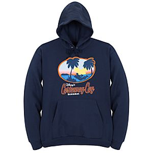 Disney Cruise Line Castaway Cay Hoodie for Adults