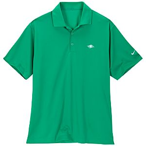 Disney Cruise Line Polo Shirt for Adults by Nike -- Green