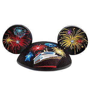 Disney Cruise Line Light-Up Ear Hat for Kids